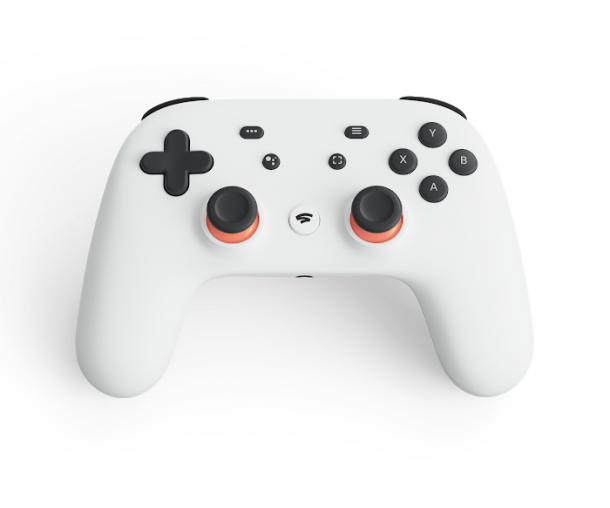 The Stadia Controller Will Also Work As A Standard USB Controller