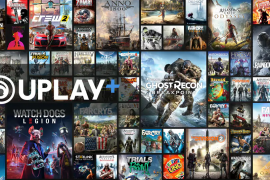 Ubisoft Announces Uplay+ For Stadia