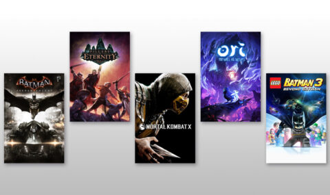 Five Games Added to Project xCloud Preview