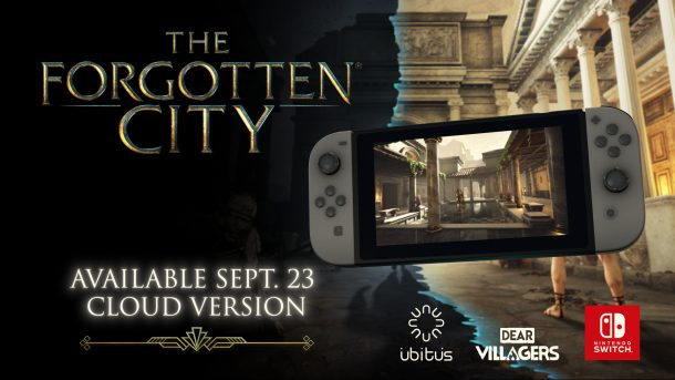 The Forgotten City Launches on Switch via Cloud